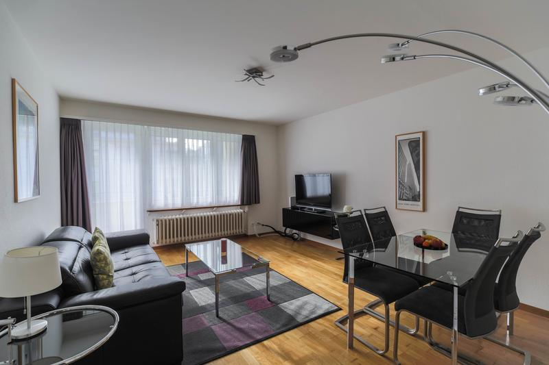 Close to FIFA museum - fully furnished and serviced 2BR apartment - Wille 3