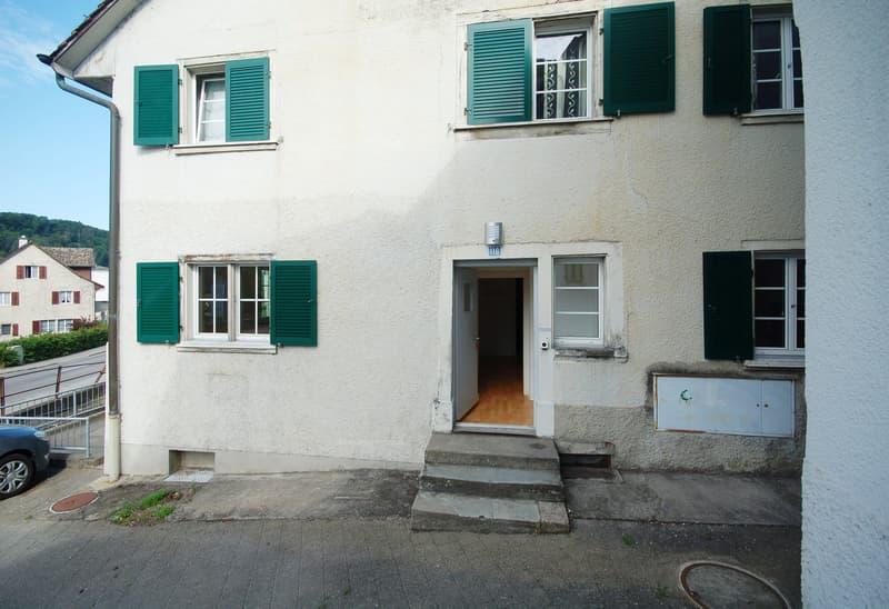Sep. Wohnungseingang Haus 116