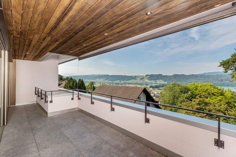 Balkon mit schönster Seesicht