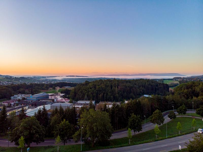 VERKAUFT - Panorama-Aussicht vom Säntis bis zum Eiger