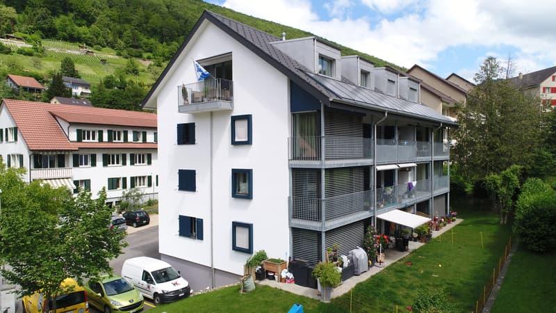 Modernisierte 3 Zimmer-Wohnung im Grünen (nähe Schule)