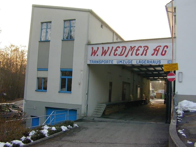 Gewerbe-/Lagerraum (69 m²) im Industriegebiet Grossacher