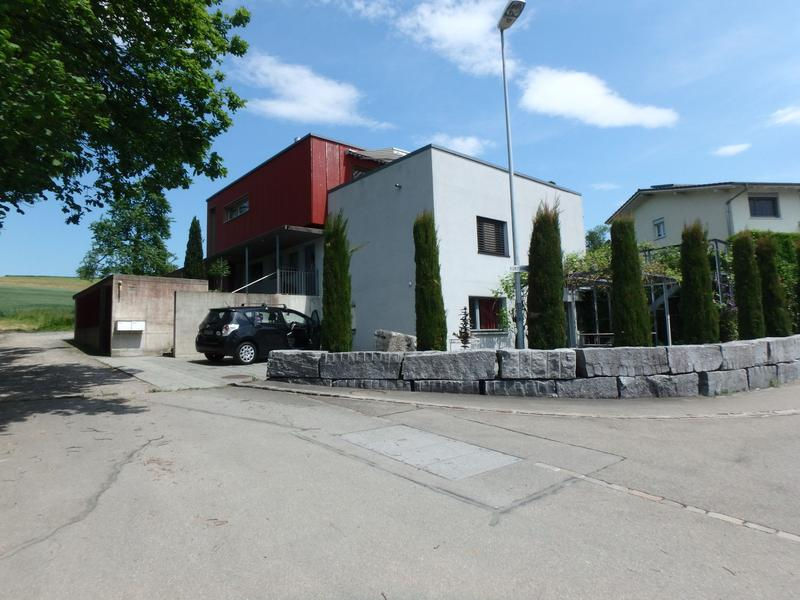 Zweifamilienhaus in Buttisholz