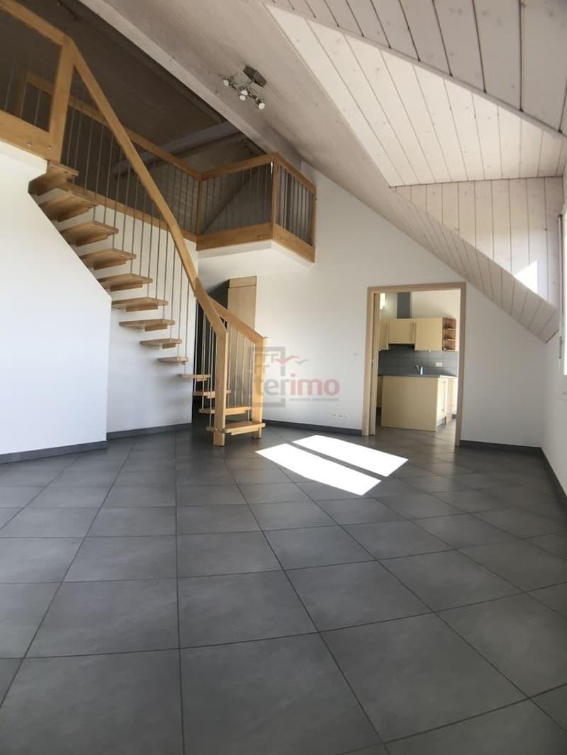 Magnifique appartement de 5.5 pièces (163 m2) en duplex avec 3 balcons