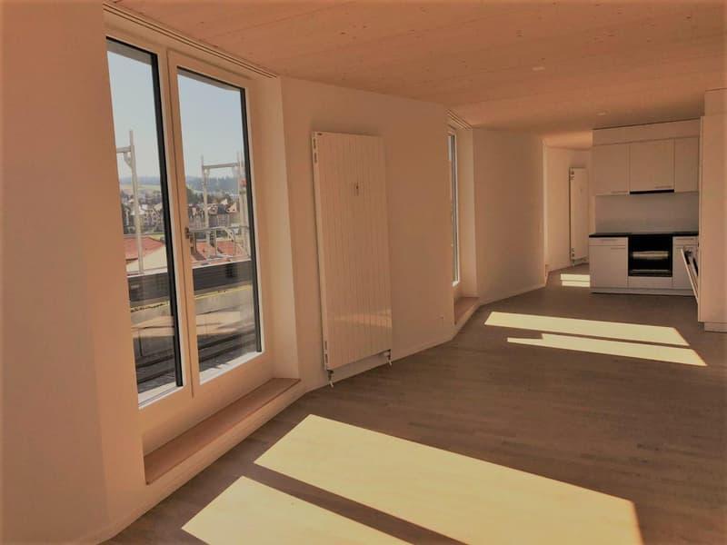CityZen Parc - 2 pièces en attique avec terrasse
