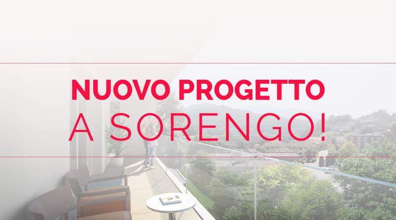 Nuovo progetto a Sorengo