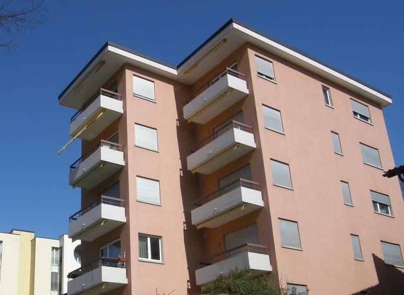 LUGANO-PREGASSONA Appartamento 1.5 locali