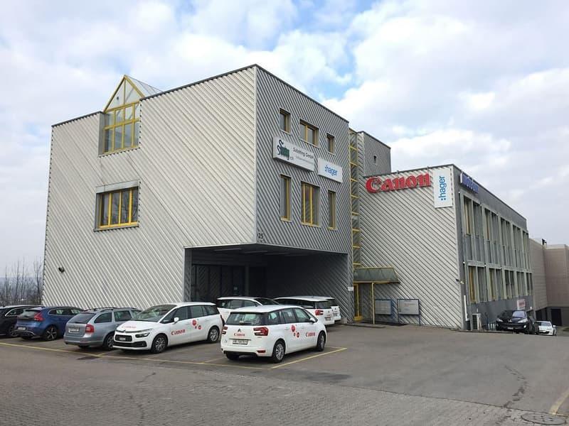 ca. 104 m² Büro- + ca. 125 m² Lagerräumlichkeiten im 1. UG in Ittigen