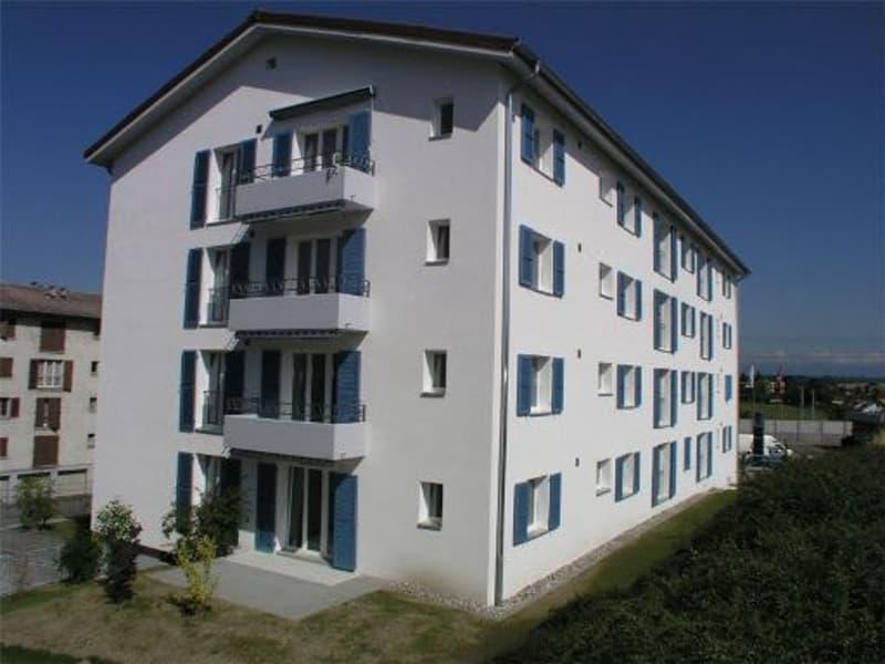 4-Zimmerwohnung, 3. Stock