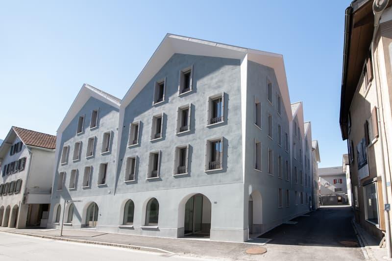 Neubauwohnung im Herzen von Domat/Ems