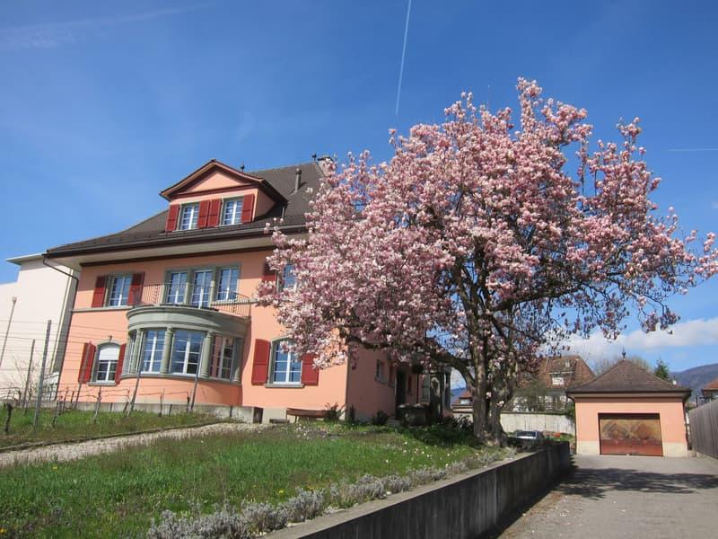 Wohn- und Geschäftshaus Baselstrasse 77, 4500 Solothrun