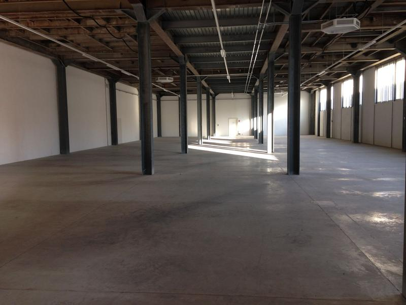 Lagerhalle unterteilbar in 12 Abteile