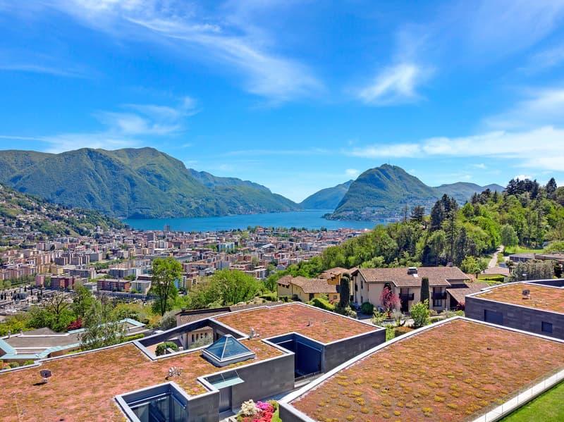 Meravilgioso appartamento con splendida vista lago