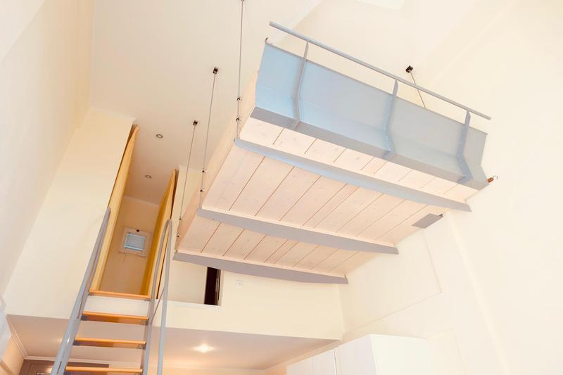 A Molino Nuovo proponiamo monolocale duplex unico ed originale