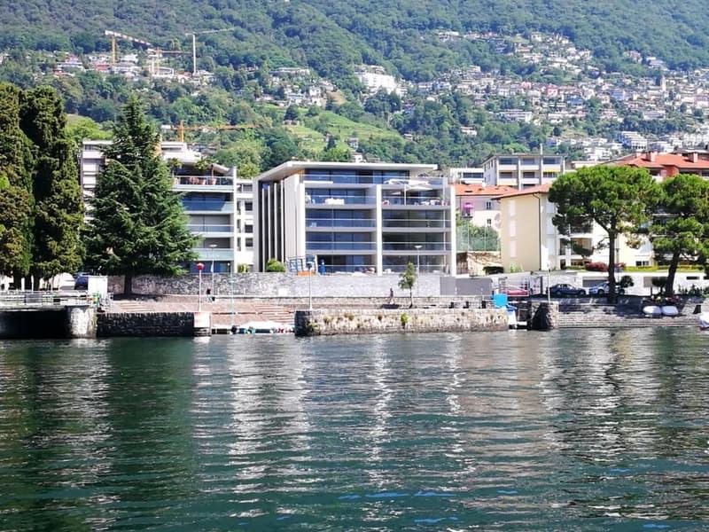 Fronte lago - Direkt am See - Residenza Rivadellago