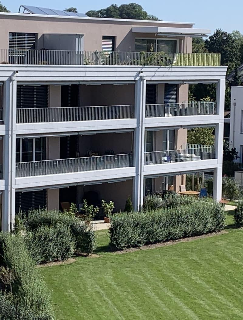 3 1/2 Zimmer Wohnung EG in Bischofszell/Sitterdorf (1)