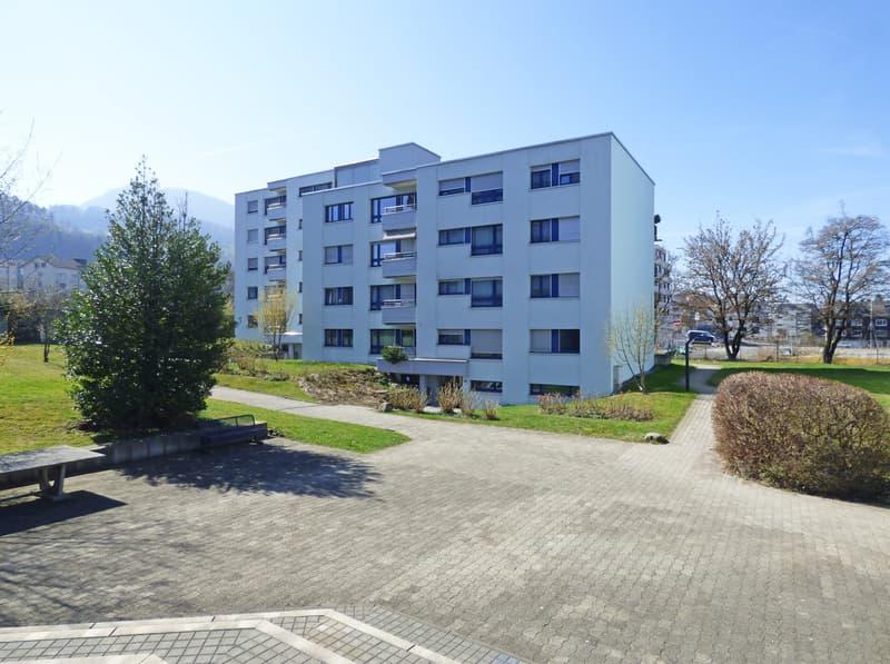 3.5-Zimmer-Wohnung in kinderfreundlicher Umgebung