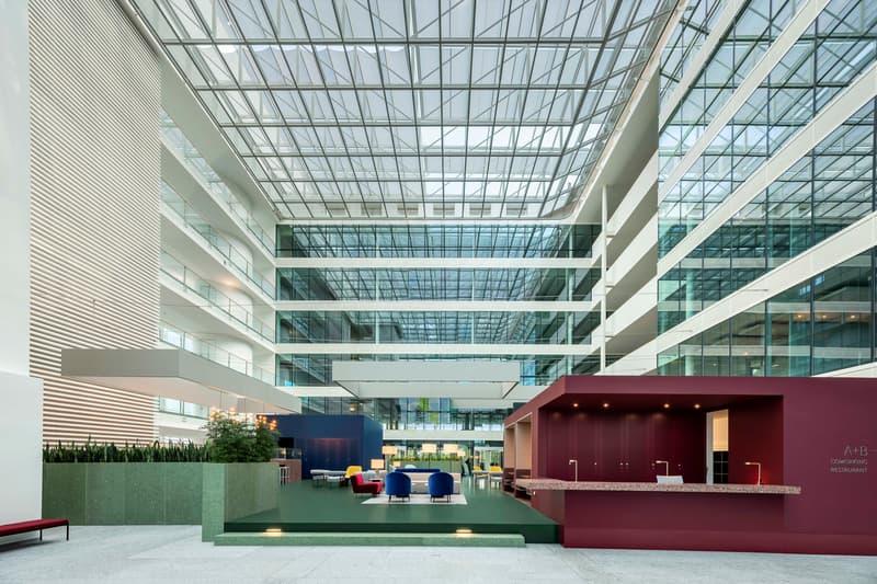 New LEONARDO | Büroräume der Generation von morgen - jetzt probesitzen! (3)