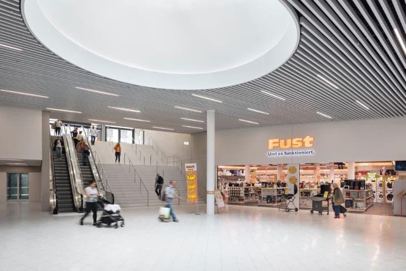 Retailfläche mit 580m² im Bâleo Erlenmatt