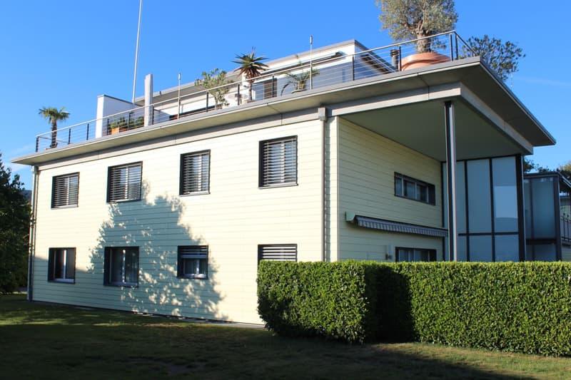 Topgepflegte 6.5- Zimmer Maisonette Wohnung wie ein Einfamilienhaus