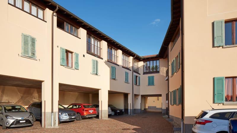 Appartamento 2.5 locali nel nucleo di Balerna