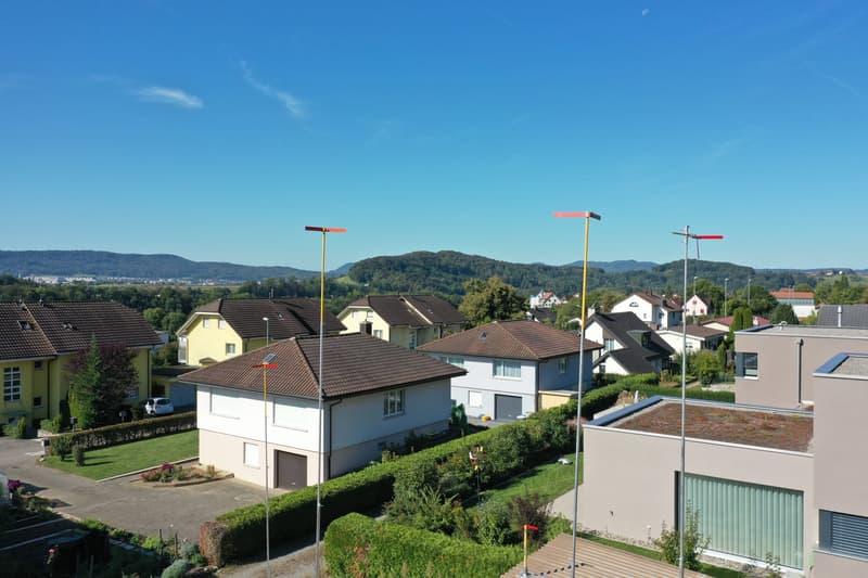 """Neubau """"Dreiberg"""" im 3 Familienhaus Maisonette Garten Wohnung mit direktem Liftzugang (1)"""