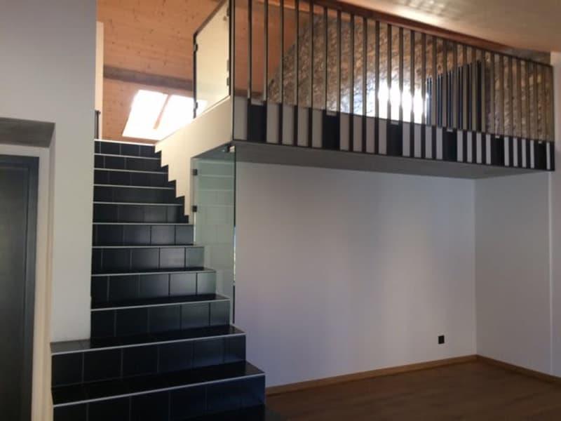 Spacieux duplex en attique de 150m2 avec 2 balcons à Saint-Maurice