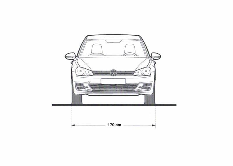 Autoeinstellplatz für Ihren Kleinwagen