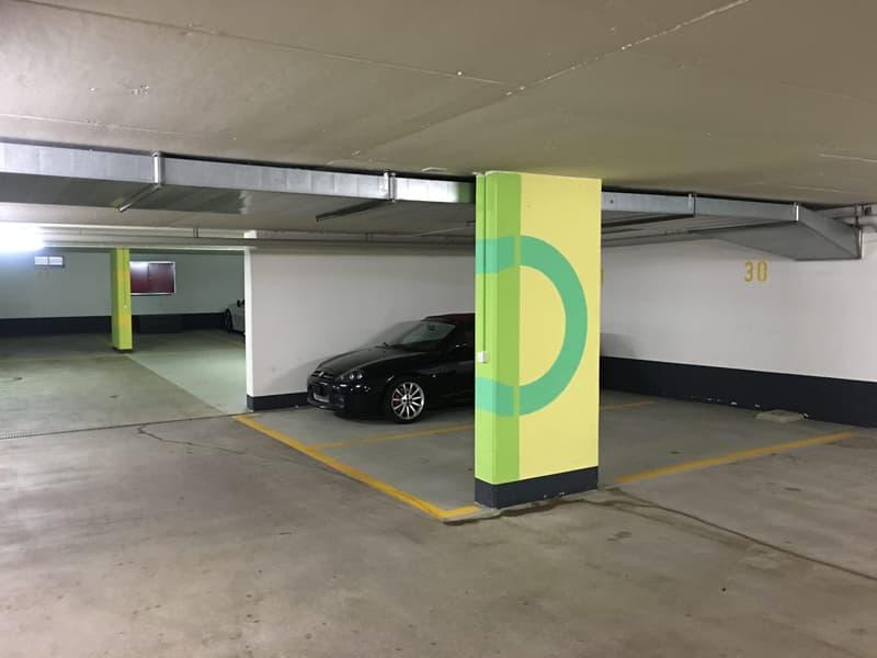 Garagenplatz - ab sofort bis Ende März oder länger