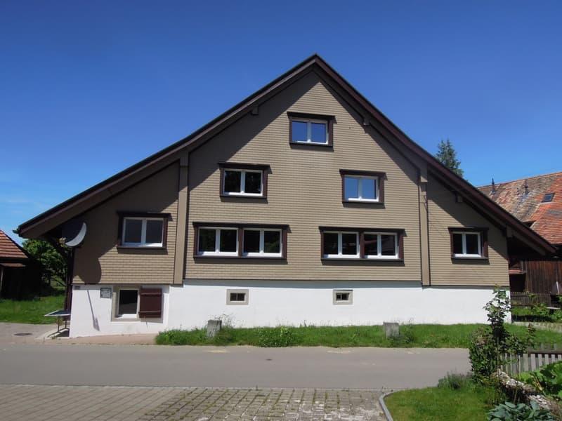 Doppelhaus 5,5 und 3.5 Zimmer mit Charme