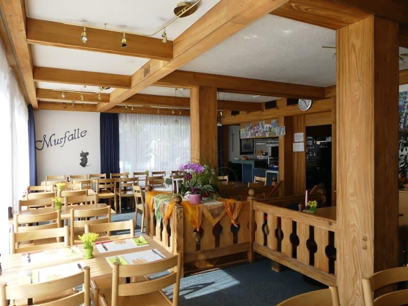 Charmantes Restaurant in der Ferien- und Sportregion Ybrig!