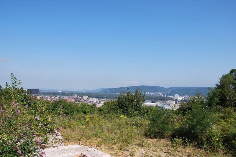 2068 Qm-Bauland für Villa am bester Panorama-Aussichtslage, unterhalb der Burg Wartenberg