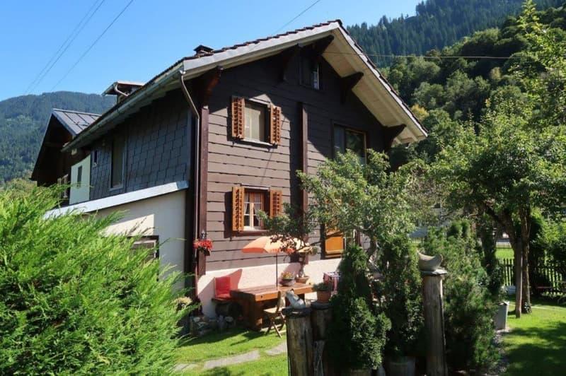 Das Haus in Surrein