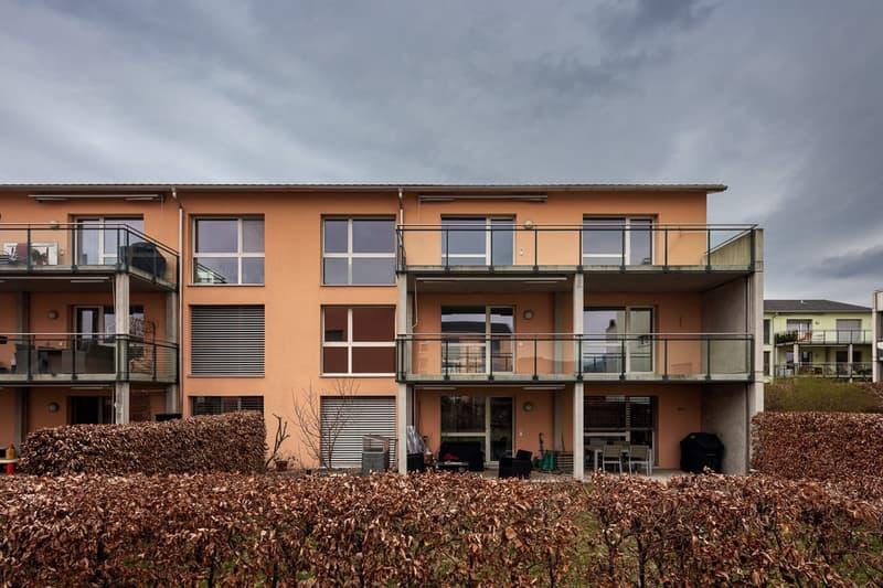 Grosszügige, moderne 4.5-Zimmer-Wohnung mit grossem Balkon (Südausrichtung)