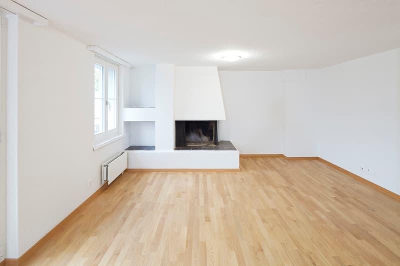 schöne 3.5 - Zimmerwohnung im Herzen von Lachen zu vermieten