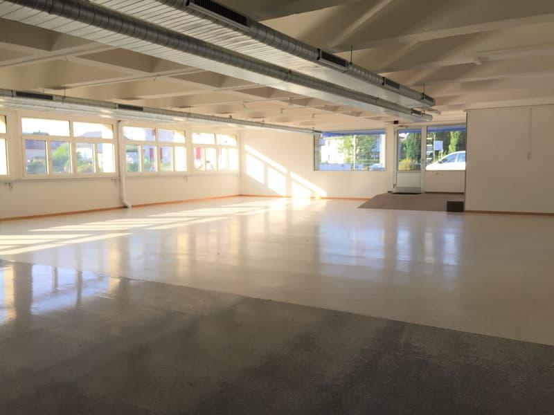 Gewerbelokal Erdgeschoss / 250.00 m2 | mit Heizung