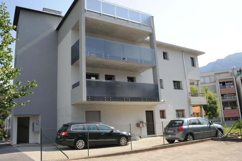 Monte Carasso, appartamento in affitto di 4.5 locali