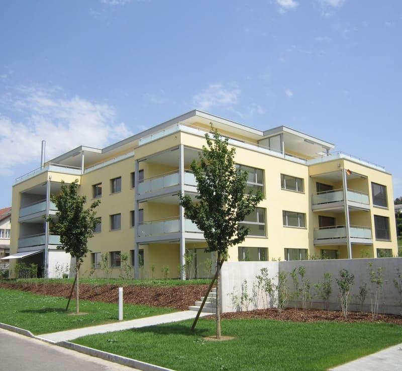Neuwertige 4.5-Zimmerwohnung an zentraler Lage