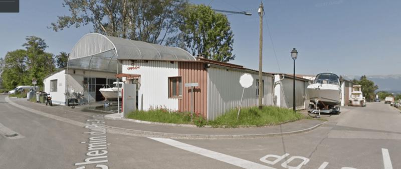 Faillite - Vente aux enchères: entrepôt, ateliers