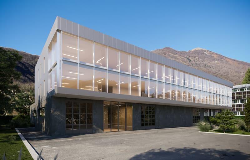 NUOVO Centro MVA ONE a Lamone - Uffici modulabili