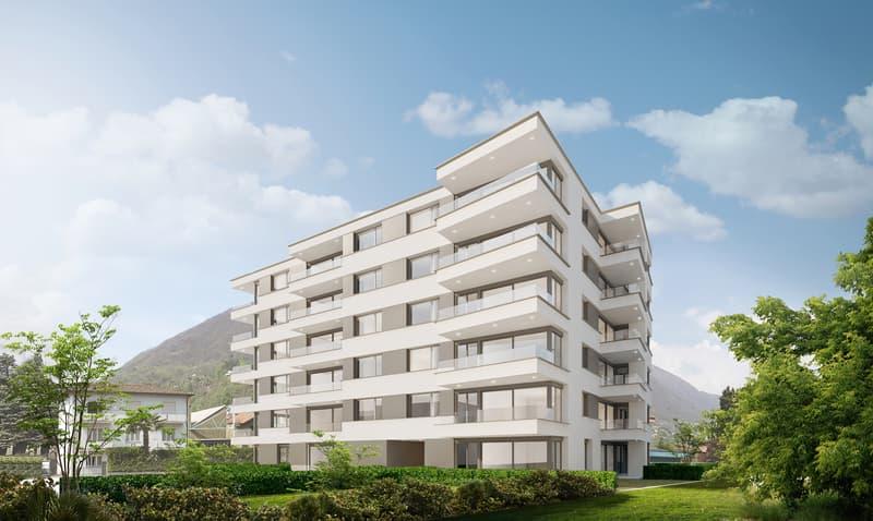 Locarno- ampio 3.5 locali in nuova e moderna palazzina in zona molto servita (1)