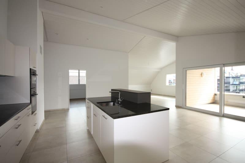4.5 - Zimmer Dachwohnung (2)