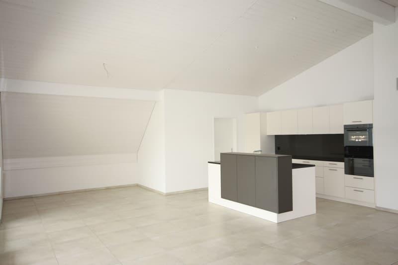 4.5 - Zimmer Dachwohnung (3)