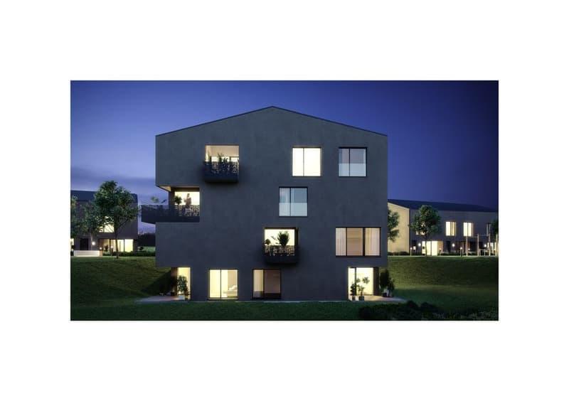 Villas jumelées à vendre à Châtel-St-Denis, avec finitions à choix (4)