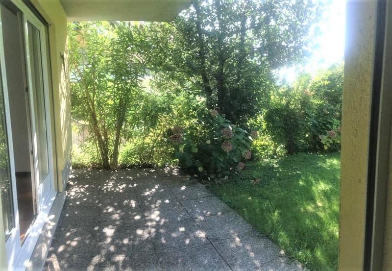 Appartamento in casa bifamiliare con giardino comune - Libero subito