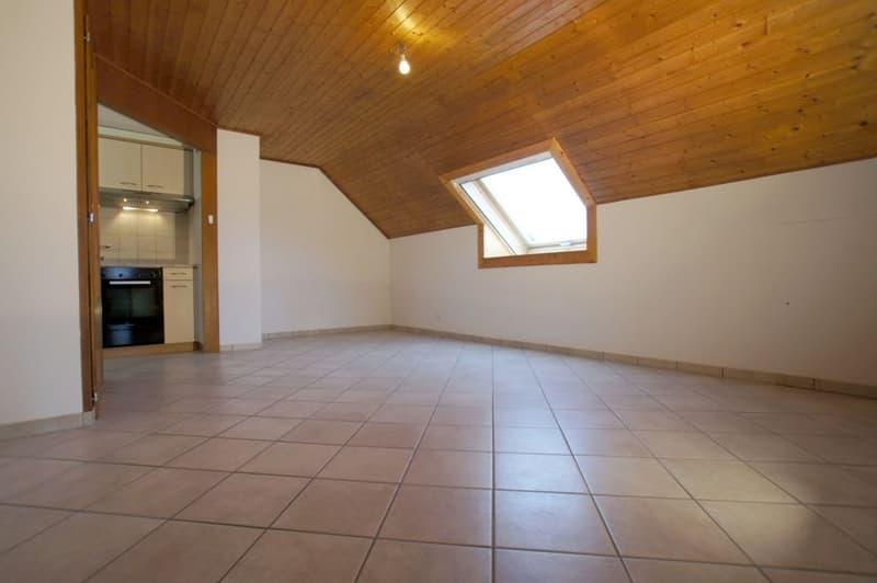 Appartement 3 pces à Grandcour / VD