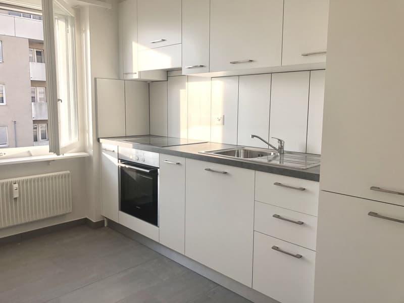 Appartement de 4.5 pièces - rénové