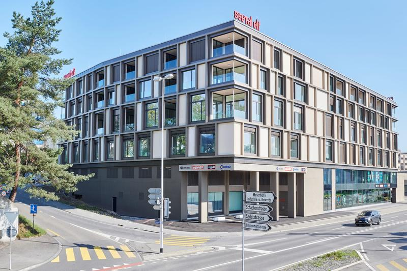 Neue Gewerbefläche Seetalstrasse 11, Emmenbrücke