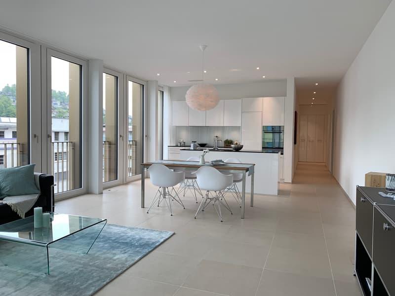Beispiel Wohnen, Küche, Korridor (05.W1)