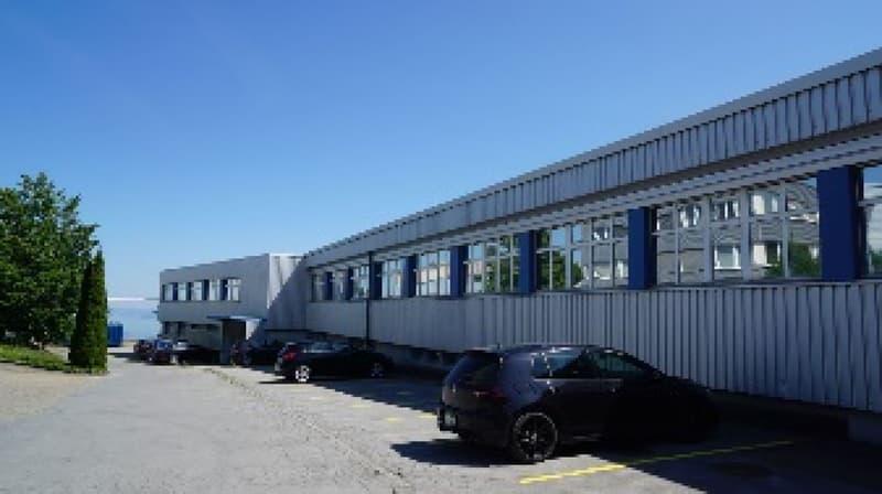 Gewerbehalle 780 m2 zu attraktiven Preisen